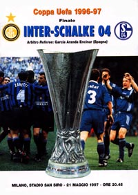 program: Inter - Schalke 96/7 UEFA Cup Final